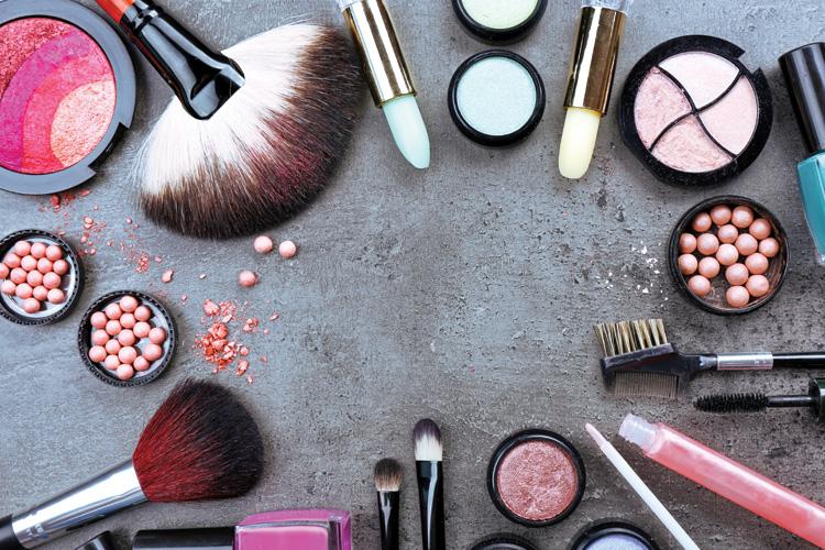 make up and cosmetics range