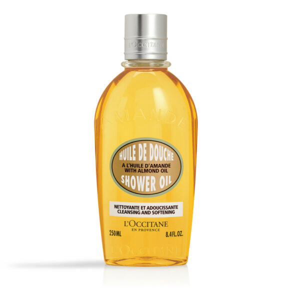 29HD250A15 Almond Shower Oil 250ml 3253581359259 NEW