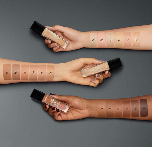 A00860 LAC swatches