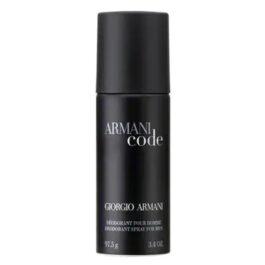 Armani Deodorant Spray for him 3360372115601 Code