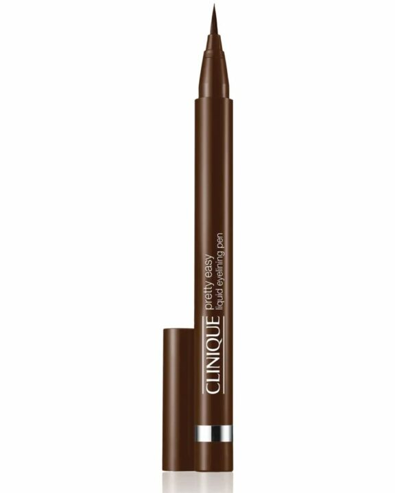 pretty easy liquid eyelining pen brown